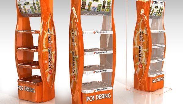 pos display