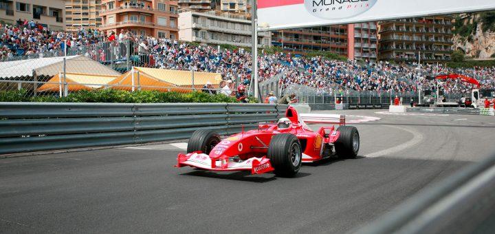 Monaco grandprix